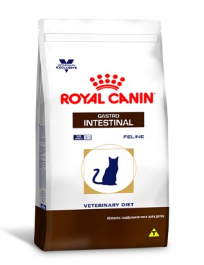 Ração Royal Canin Feline Veterinary Diet Gastro Intestinal Para Gatos 1,5kg
