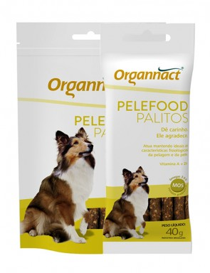 Petisco Organnact Pet Palito Pelefood